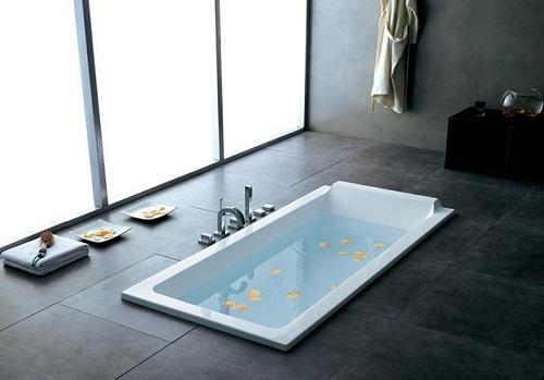 Personnalisez Votre Salle De Bain Avec Une Baignoire Encastrable