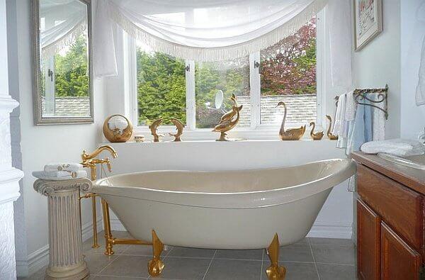Photos De Baignoires sur pieds - douches-et-baignoires.COM