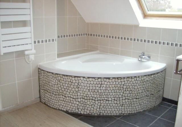 Photos De Baignoires d\'angle - douches-et-baignoires.COM